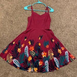Old Navy floral cami dress